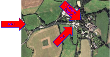 Roseland RFC Location