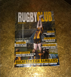 rugby club mag September 2014