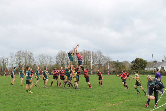 roseland perranporth line out