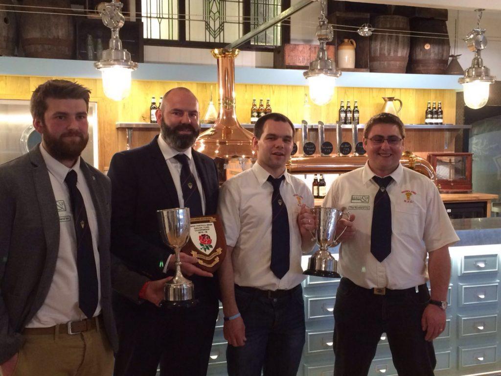 Roseland winners of Cornwall 2